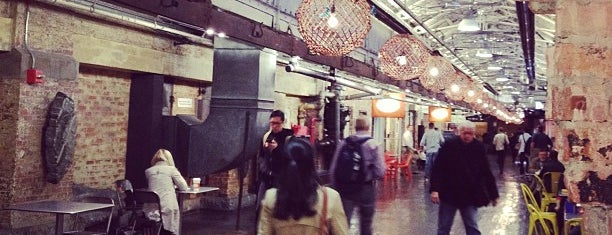 Chelsea Market is one of New York.