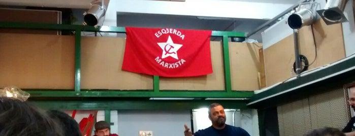 Livraria Marxista is one of São Paulo Cultural.