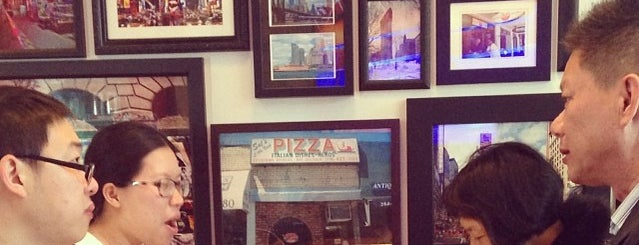 Sal's Authentic New York Pizza is one of My Auckland's Places.