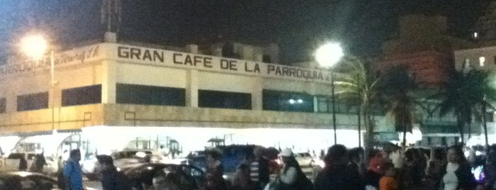 La Tradicion de la Parroquia is one of mis lugares.