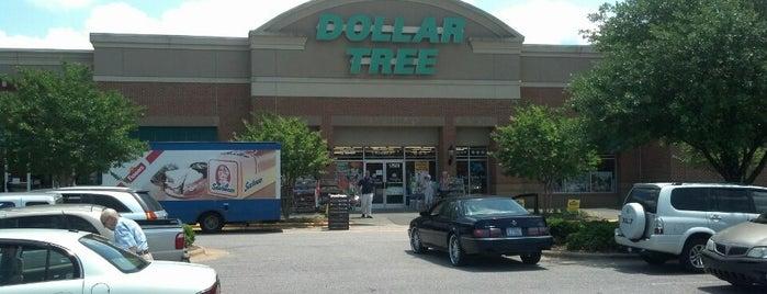 Dollar Tree is one of Olesya: сохраненные места.