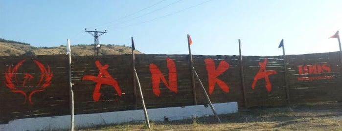 Anka Paintball is one of Locais curtidos por Nazanin.