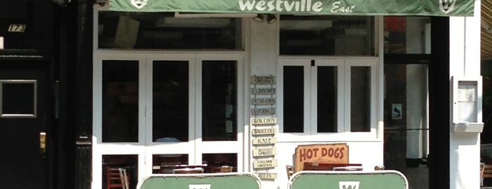Westville East is one of NYC.