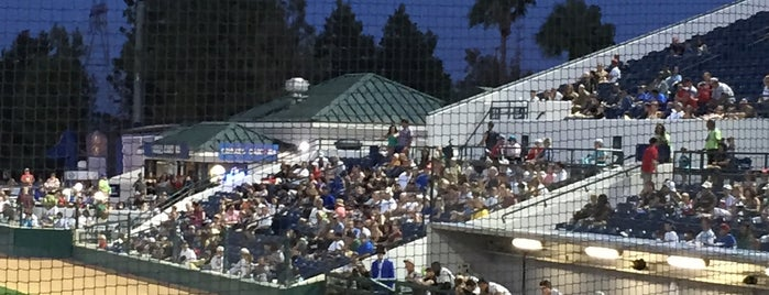LoanMart Field is one of California Baseball.