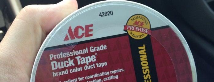 Ace Hardware is one of Orte, die Vicki gefallen.