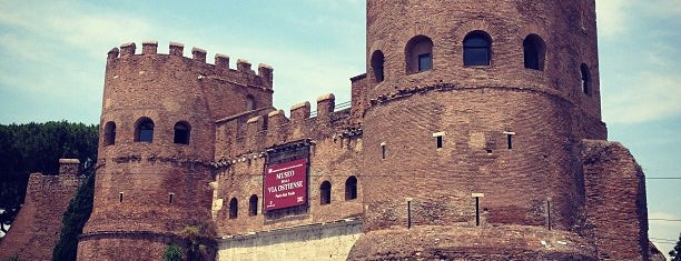 Porta San Paolo is one of Rome / Roma.