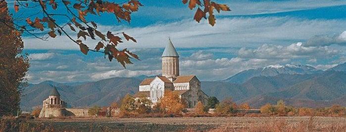 Alaverdi Monastery | ალავერდის მონასტერი is one of Posti che sono piaciuti a Анна.
