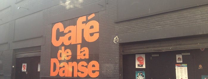 Café de la Danse is one of Love love.