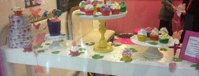 J'adore les Cupcakes is one of สถานที่ที่บันทึกไว้ของ Murat.