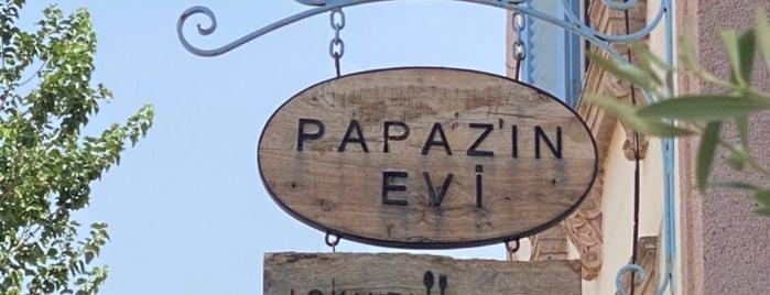Papaz'in Evi is one of Locais salvos de Sumru.