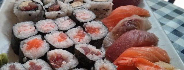 Fugu Sushi is one of Locais curtidos por Ivan.