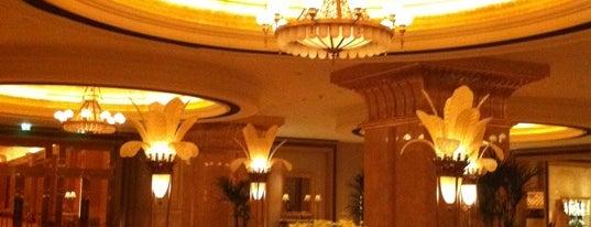 Caviar Bar is one of Abu Dhabi & Dubai, United Arab emirates.