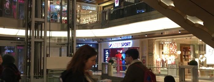 city's intersport is one of Lugares favoritos de ESRA👑.