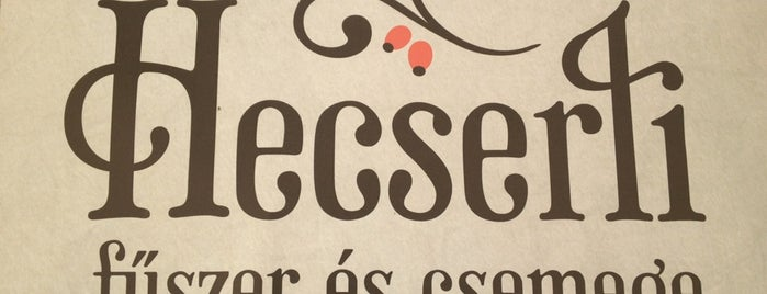Hecserli Fűszer és Csemege is one of reggeli,kv,pékség_PEST.