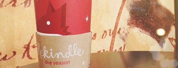 Starbucks is one of Posti salvati di Amanda.