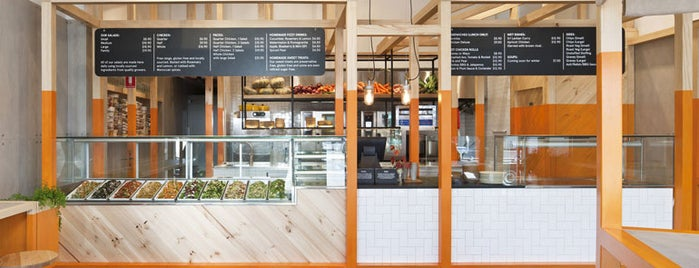 fresh new places in melbourne!