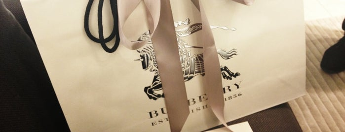 Burberry is one of Burberry around the World.