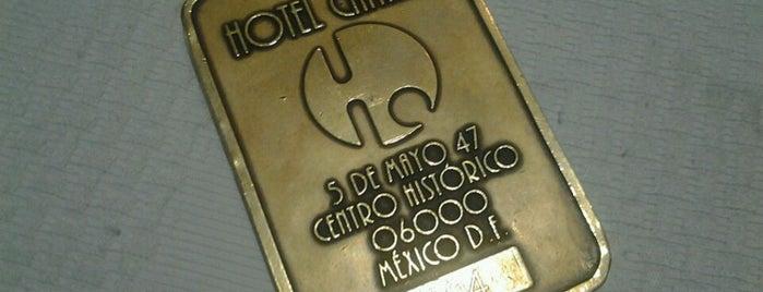 Hotel Canadá is one of Pos contrataciones.