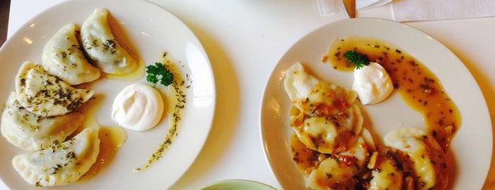 Pierogi - andere polnische Schmeckereien is one of Food to try in Berlin.