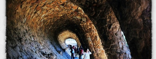 Park Güell is one of Barcelona Essentials.