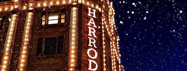 แฮร์รอดส์ is one of London City Guide.