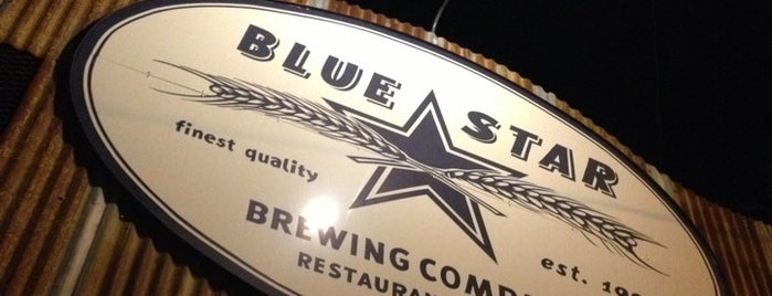 Blue Star Brewing Company is one of Breweries or Bust 2.