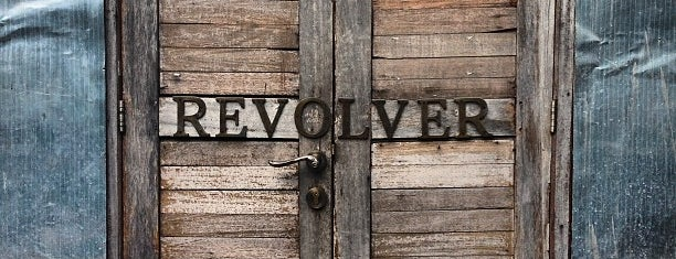 Revolver is one of Bali - Cafes & Restaurants.