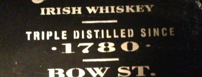Jameson Distillery Bow St. is one of Dublin, Ireland.