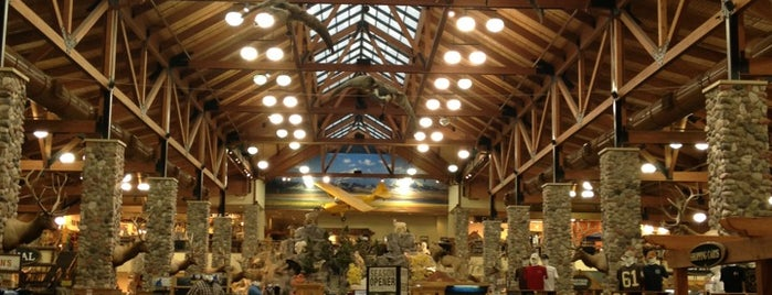 Cabela's is one of NOLA.