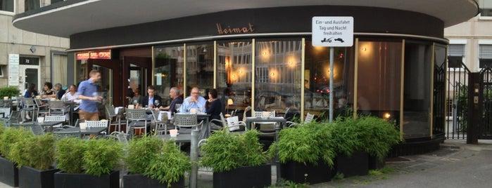 Heimat – Essen und Weine is one of Posti che sono piaciuti a Pierre.