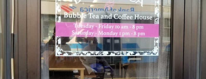 Bobaloca Bubble Tea & Coffee House is one of My Favorite Places.