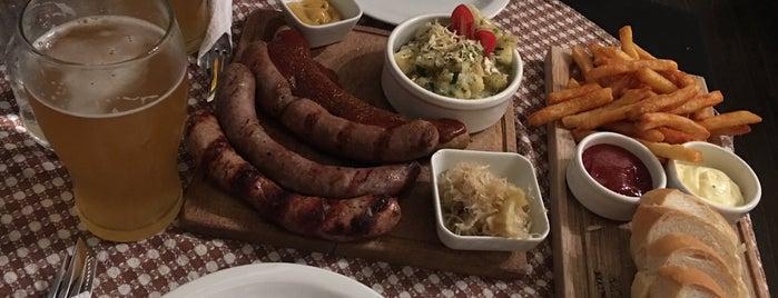 Extrawurst is one of Locais curtidos por Demóstenes.