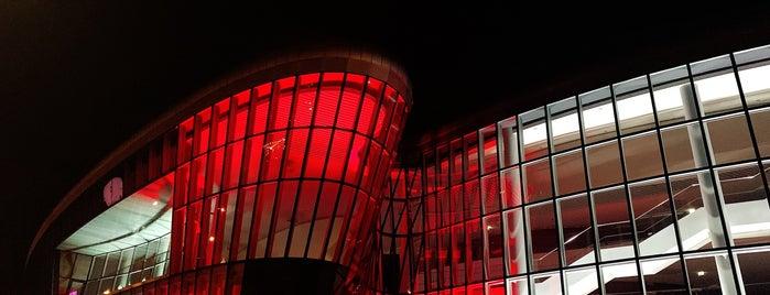 ICE Kraków - Congress Centre is one of Natalia'nın Beğendiği Mekanlar.