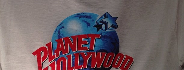 Planet Hollywood Super Store is one of Orlando's must visit!.