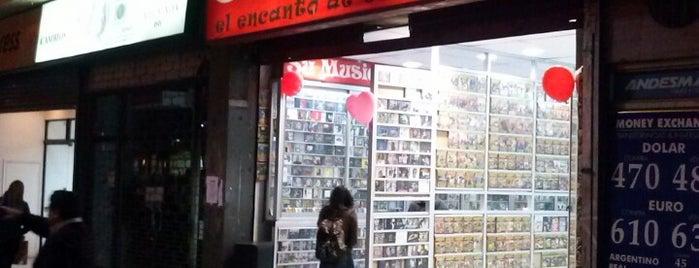 Disquería Su Música is one of Santiago City.