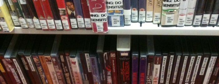 David Wilson Library is one of Souzanna: сохраненные места.