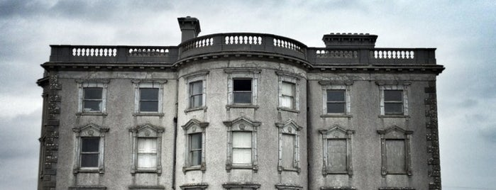 Loftus Hall is one of Hans Zimmer — Irish Pub.