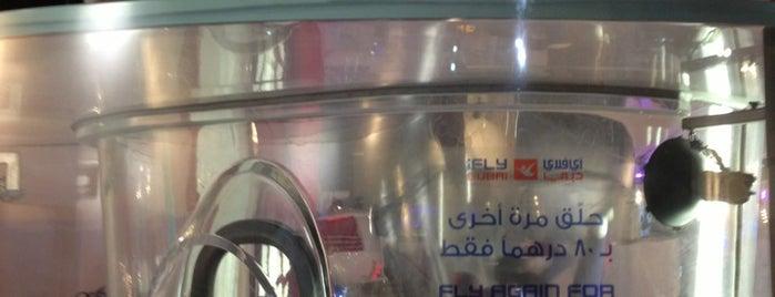 iFly Dubai is one of Locais salvos de Reham.