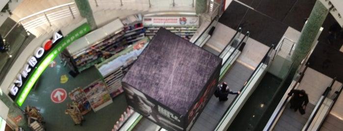 ТРК «Невский» is one of Все торговые центры Санкт-Петербурга.
