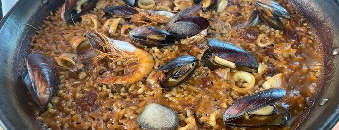 Sotavent. Platja de Caldetes. is one of Maresme.