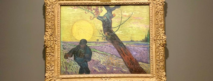 Fondation Vincent Van Gogh is one of Orte, die Roman gefallen.