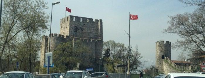 Anadolu Hisarı is one of Istanbul trip for 1 week.