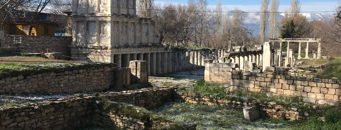 Aphrodisias Antik Kenti is one of ANCIENT LOCATIONS IN TURKEY.
