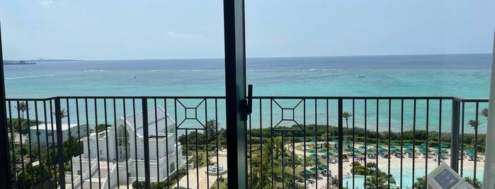 Hotel Monterey Okinawa Spa & Resort is one of Okinawa.