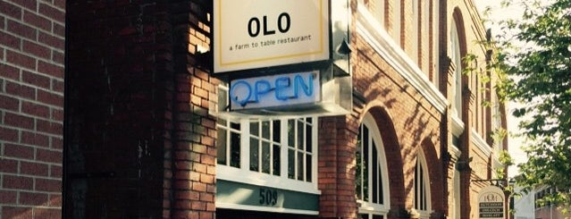OLO Restaurant is one of Victoria, B.C., Canada.