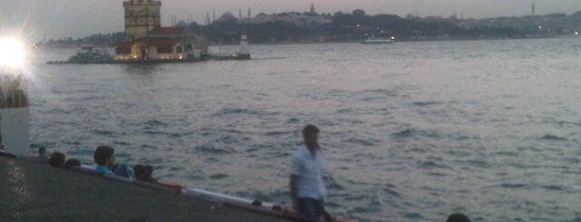 Salacak Sahili is one of Istanbul - En Fazla Check-in Yapılan Yerler-.
