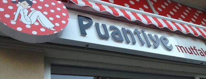 Puantiye Mutfak is one of Bengisu : понравившиеся места.