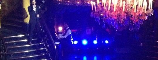 Café de Paris is one of Best clubs in London.