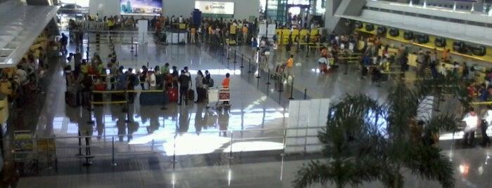 Ninoy Aquino International Airport (MNL) Terminal 3 is one of Airports (around the world).