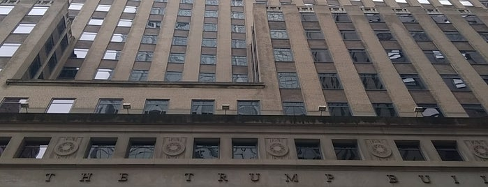 Trump Building is one of NEW YORK CITY.
